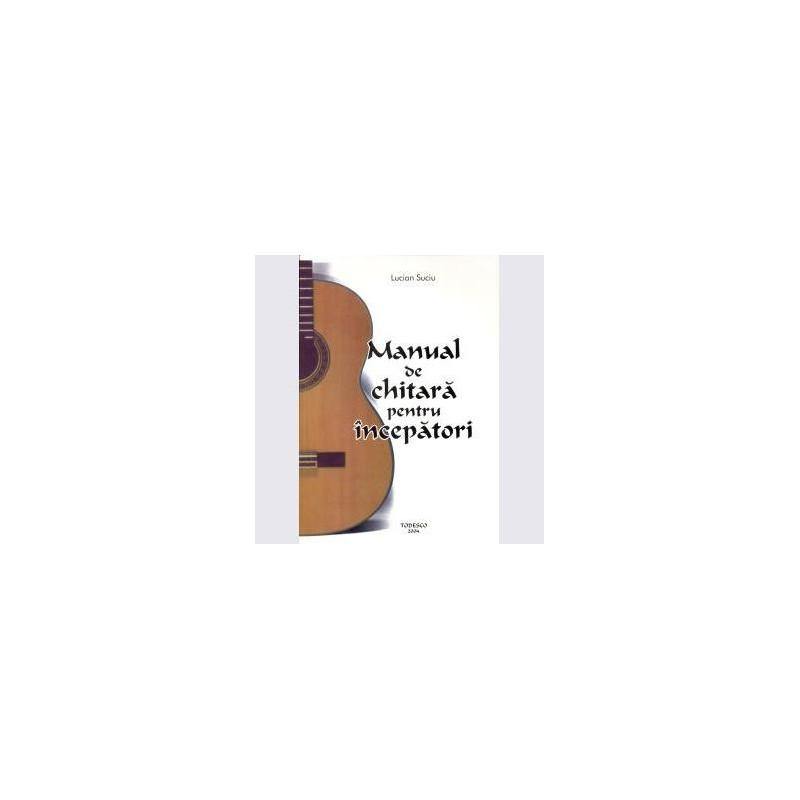 Manual de chitara pentru începatori