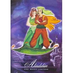 Aladdin, carte de colorat