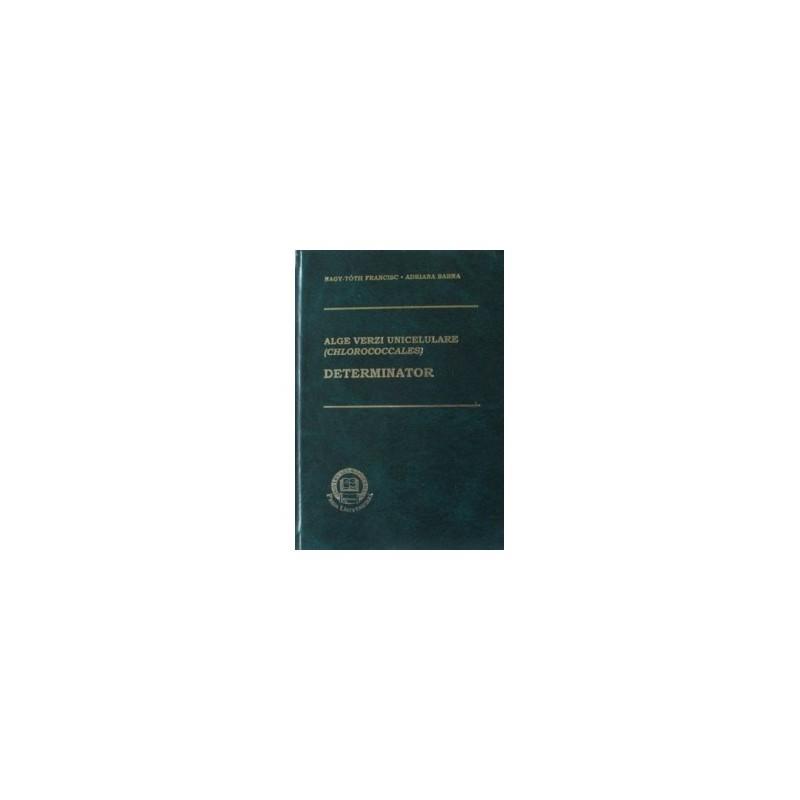 Alge verzi unicelulare (Chlorococcales)