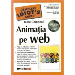 Animatia pe web
