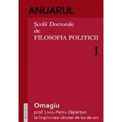Anuarul Școlii Doctorale de Filosofia Politicii