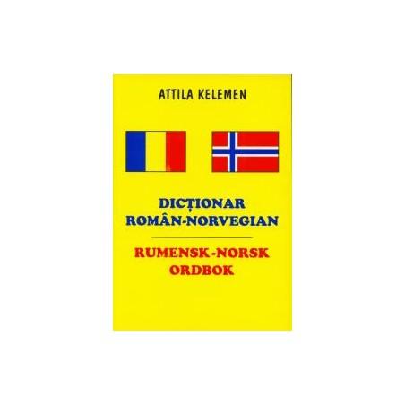 Dicționar român-norvegian
