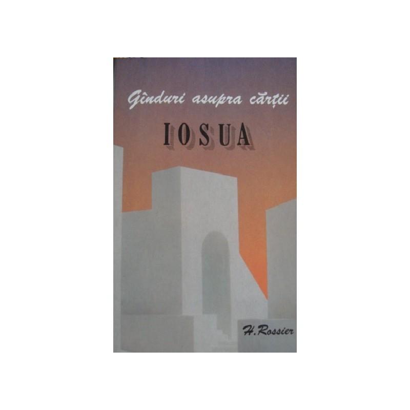 Ginduri asupra cartii Iosua