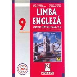 Limba engleza. Manual pentru clasa a IX-a