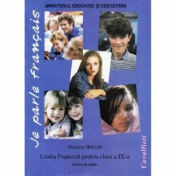 Limba franceză pentru clasa a IX-a - Je parle francais