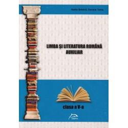 Limba și literatura română - auxiliar clasa a 5-a