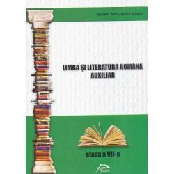 Limba și literatura română - auxiliar clasa a 7-a
