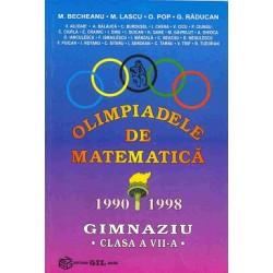 Olimpiadele de matematică: gimnaziu: clasa a VII-a