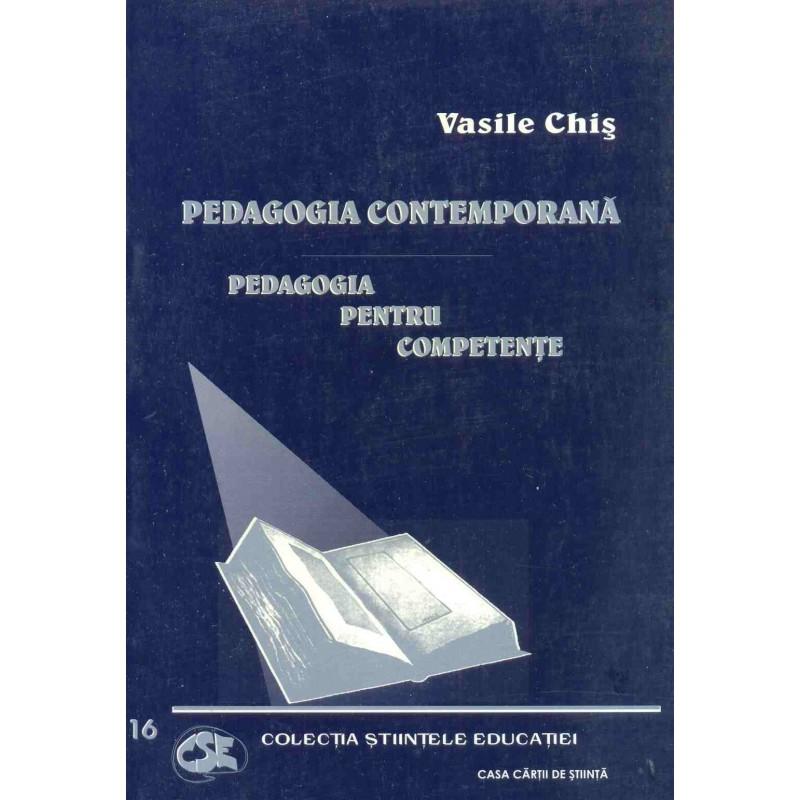 Pedagogia contemporană - pedagogia pentru competente